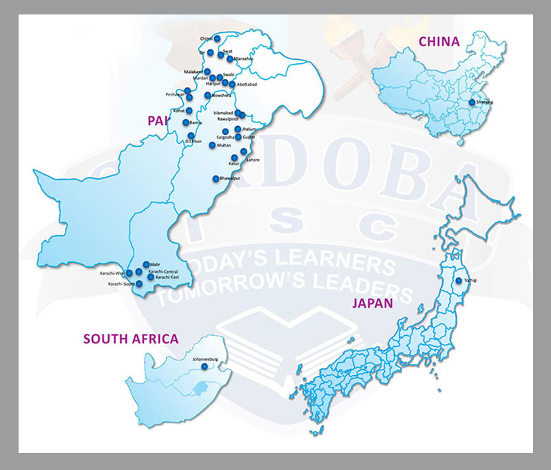 ISC Global Map